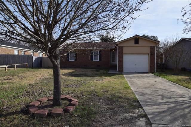 1015 Tyler Drive, Fayetteville, NC 28314 (MLS #624699) :: Weichert Realtors, On-Site Associates