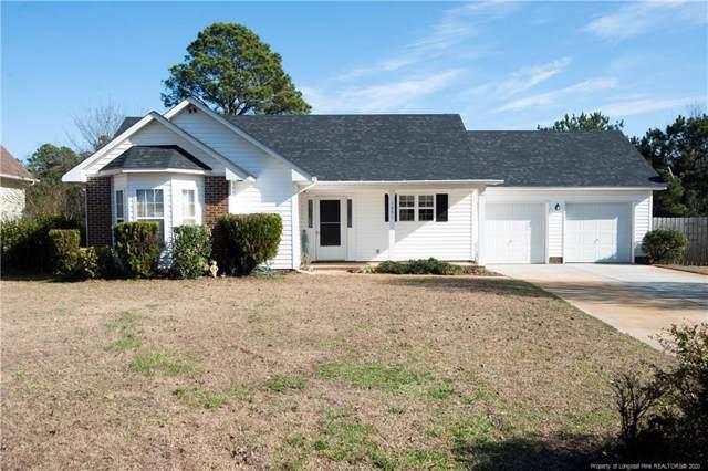 1351 Oak Knolls Drive, Fayetteville, NC 28314 (MLS #624730) :: Weichert Realtors, On-Site Associates