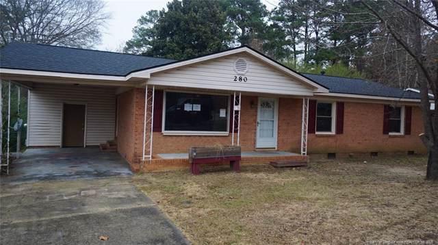 280 Ramona Drive, Fayetteville, NC 28303 (MLS #624736) :: Weichert Realtors, On-Site Associates