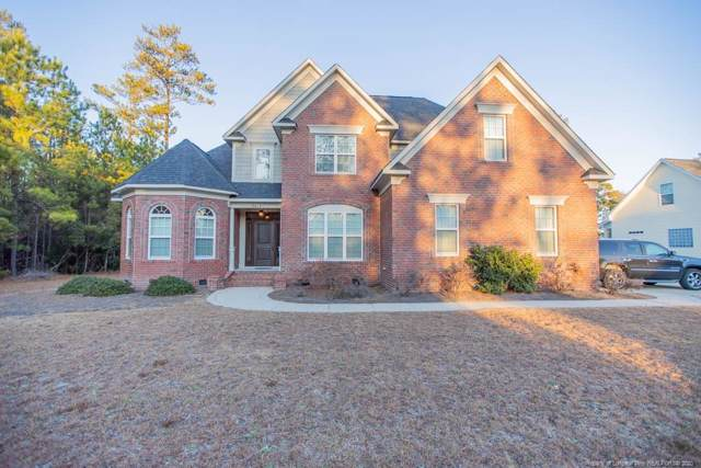 3412 Canmorre Court NW, Fayetteville, NC 28306 (MLS #624740) :: Weichert Realtors, On-Site Associates