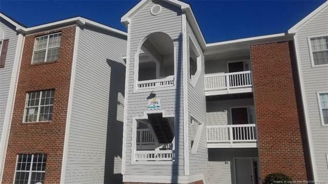 295 Warton Lane #5, Fayetteville, NC 28314 (MLS #624806) :: Weichert Realtors, On-Site Associates