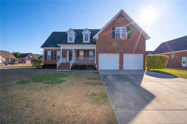 3505 Lancers Drive, Fayetteville, NC 28306 (MLS #624845) :: Weichert Realtors, On-Site Associates