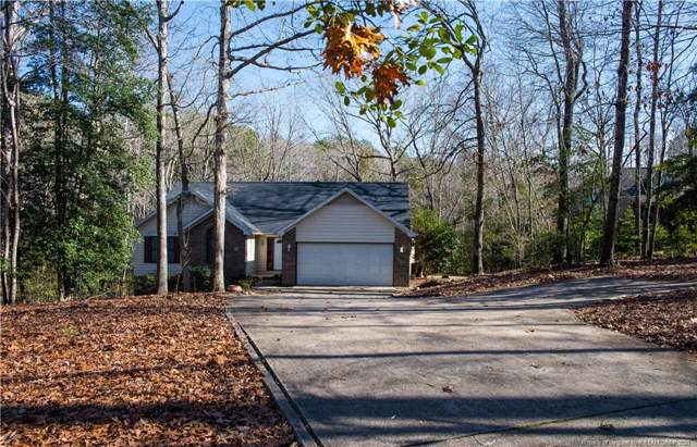 2038 Long Point Trail, Sanford, NC 27332 (MLS #624869) :: Weichert Realtors, On-Site Associates
