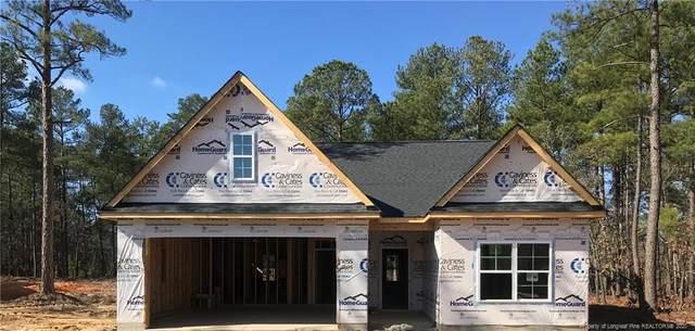 308 Pine Laurel Drive, Carthage, NC 28327 (MLS #624872) :: Weichert Realtors, On-Site Associates