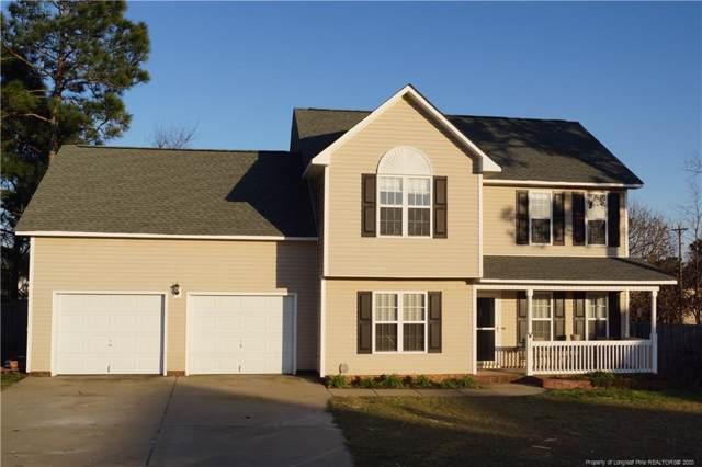 120 Dover Court E, Sanford, NC 27332 (MLS #624888) :: Weichert Realtors, On-Site Associates