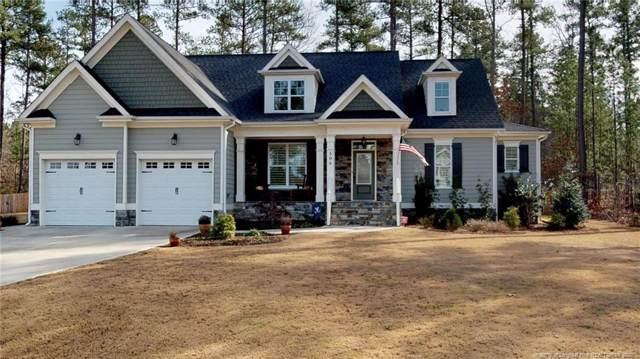 504 Boulderbrook Parkway, Sanford, NC 27330 (MLS #624900) :: Weichert Realtors, On-Site Associates