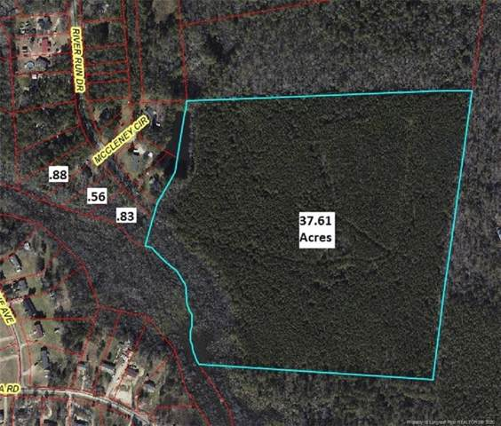 River Run Drive, Sanford, NC 27330 (MLS #624905) :: Weichert Realtors, On-Site Associates