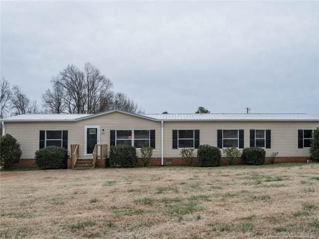 459 Nicholson Road, Sanford, NC 27332 (MLS #624932) :: Weichert Realtors, On-Site Associates