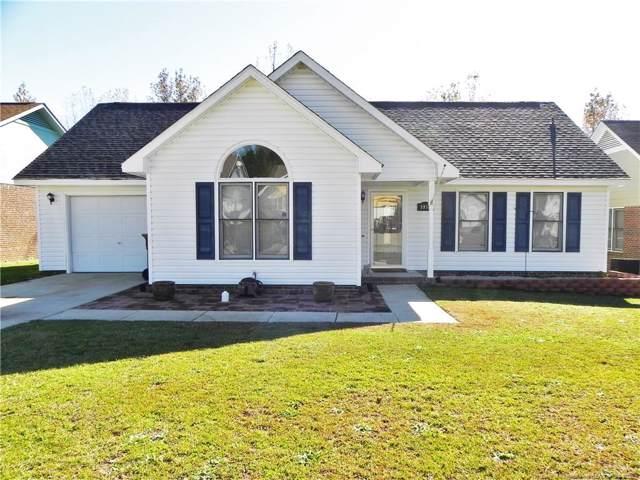 5917 Bloomsbury Drive, Fayetteville, NC 28306 (MLS #624975) :: Weichert Realtors, On-Site Associates