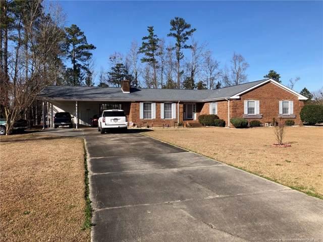107 Shamrock Drive, Lumberton, NC 28360 (MLS #624997) :: Weichert Realtors, On-Site Associates