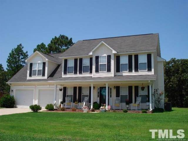 50 Breezewood Drive, Lillington, NC 27546 (MLS #625007) :: Weichert Realtors, On-Site Associates