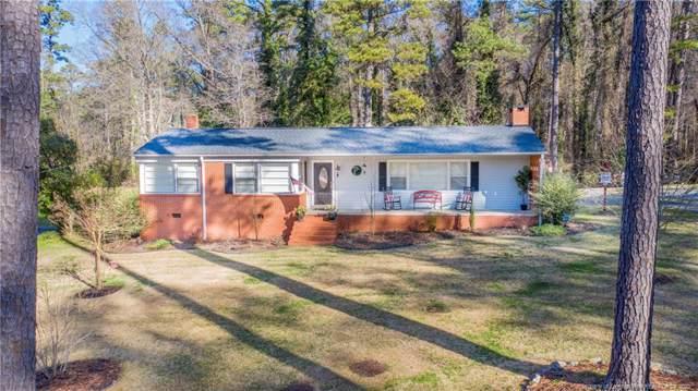 519 Forrest Drive, Sanford, NC 27330 (MLS #625010) :: Weichert Realtors, On-Site Associates