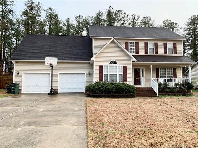 7822 Gaelic Drive, Fayetteville, NC 28306 (MLS #625063) :: Weichert Realtors, On-Site Associates