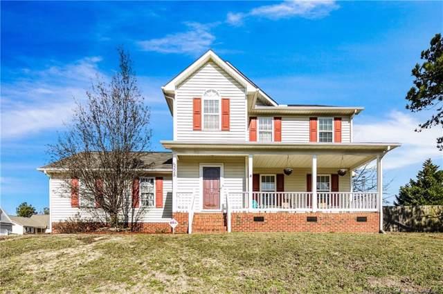 5228 Wallbrook Drive, Fayetteville, NC 28306 (MLS #625076) :: Weichert Realtors, On-Site Associates