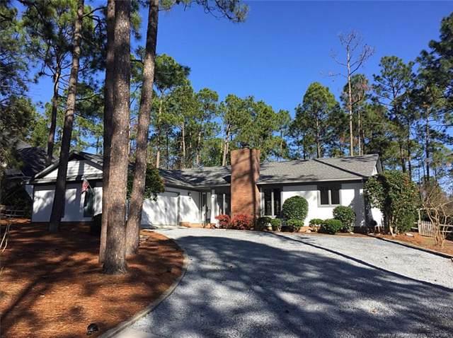 90 Forest Lane, Pinehurst, NC 28374 (MLS #625081) :: Weichert Realtors, On-Site Associates