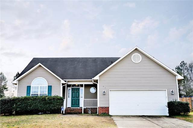 133 Gait Court, Raeford, NC 28376 (MLS #625100) :: Weichert Realtors, On-Site Associates