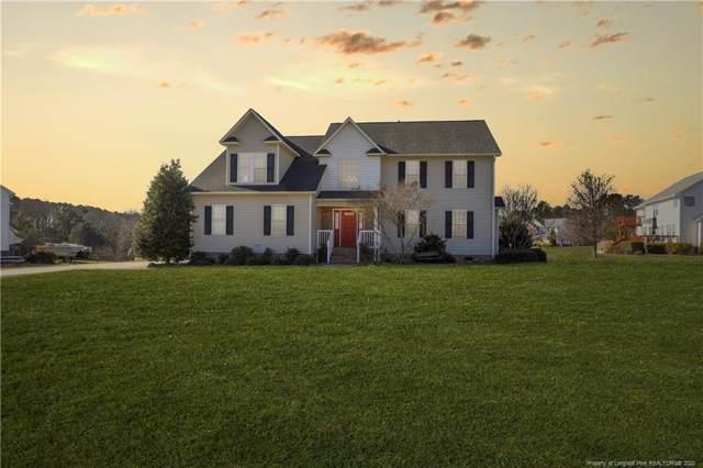 58 Sweet Jenny Lane, Lillington, NC 27546 (MLS #625101) :: Weichert Realtors, On-Site Associates