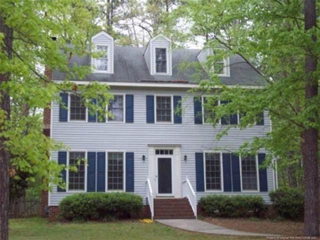 421 Olde Towne Drive, Sanford, NC 27330 (MLS #625129) :: Weichert Realtors, On-Site Associates