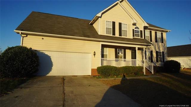 332 Louisiana Drive, Raeford, NC 28376 (MLS #625147) :: Weichert Realtors, On-Site Associates