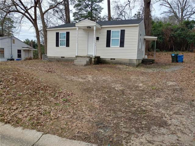 310 NE Weisiger Street NE, Fayetteville, NC 28301 (MLS #625148) :: Weichert Realtors, On-Site Associates