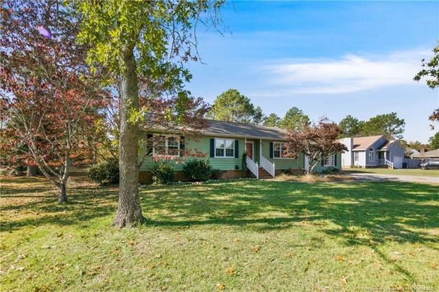 3336 Clemson Drive, Fayetteville, NC 28306 (MLS #625149) :: Weichert Realtors, On-Site Associates