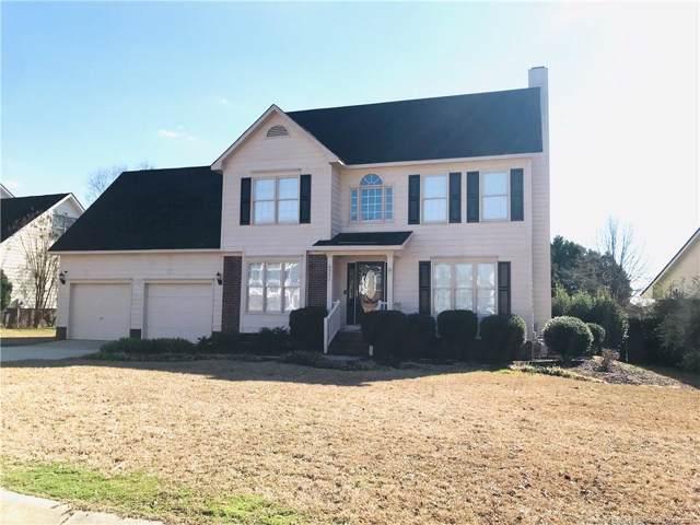 6531 Jacobs Creek Circle, Fayetteville, NC 28306 (MLS #625194) :: Weichert Realtors, On-Site Associates
