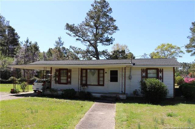 63 Mckinnon Rollin Road, Lumberton, NC 28358 (MLS #625198) :: Weichert Realtors, On-Site Associates