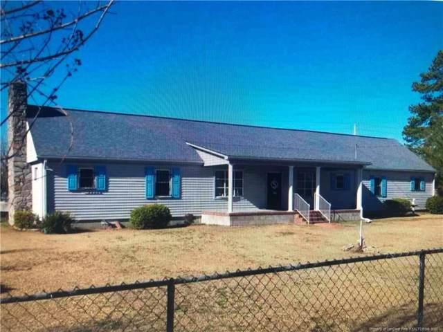 1630 Pineview Drive, Fayetteville, NC 28314 (MLS #625209) :: Weichert Realtors, On-Site Associates