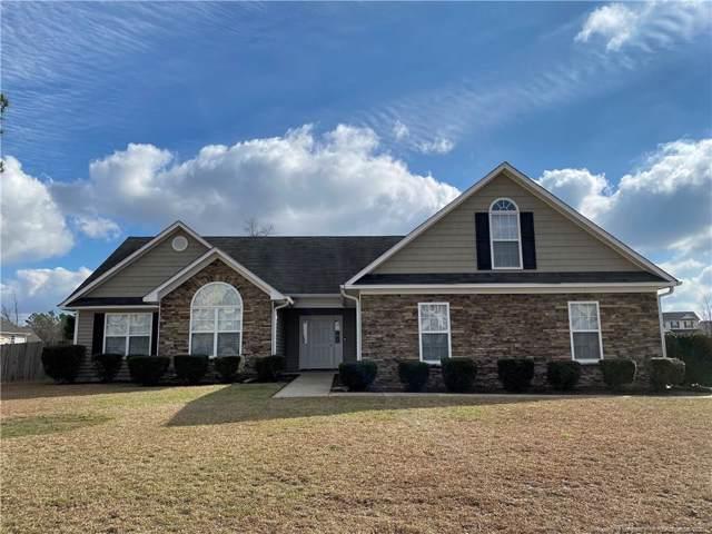 4331 Home Stretch Drive, Parkton, NC 28371 (MLS #625215) :: Weichert Realtors, On-Site Associates