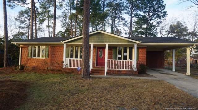 7558 Jennings Lane, Fayetteville, NC 28303 (MLS #625216) :: Weichert Realtors, On-Site Associates