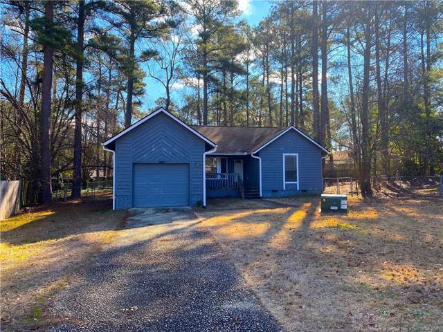 495 Corning Place, Fayetteville, NC 28314 (MLS #625238) :: Weichert Realtors, On-Site Associates