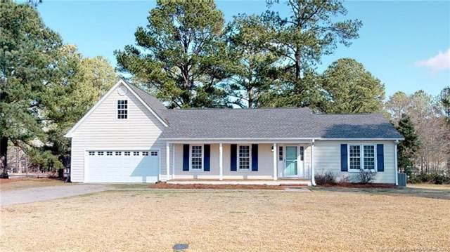 2306 Dunbar Drive, Sanford, NC 27332 (MLS #625257) :: Weichert Realtors, On-Site Associates