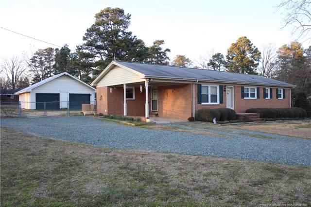 1808 Butler Street, Sanford, NC 27330 (MLS #625270) :: Weichert Realtors, On-Site Associates