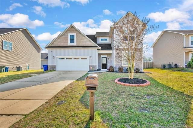 1229 Brickyard Drive, Fayetteville, NC 28306 (MLS #625328) :: Weichert Realtors, On-Site Associates