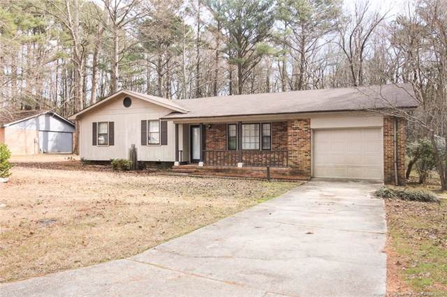 5670 Livingston Drive, Fayetteville, NC 28311 (MLS #625373) :: Weichert Realtors, On-Site Associates