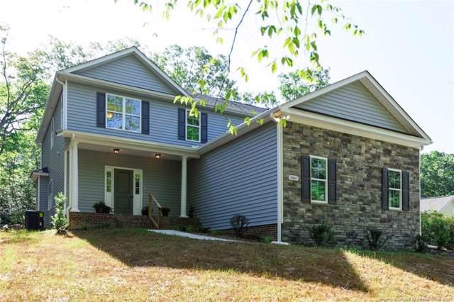5067 Bluebird Drive, Sanford, NC 27332 (MLS #625424) :: Weichert Realtors, On-Site Associates
