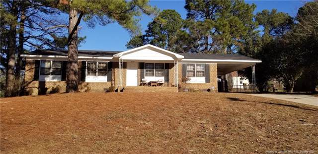 2666 Dumbarton Road, Fayetteville, NC 28306 (MLS #625582) :: The Signature Group Realty Team