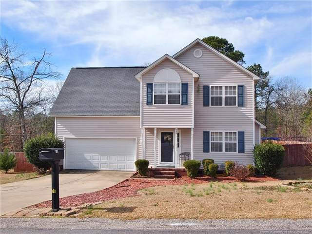 736 Colonial Hills Drive, Lillington, NC 27546 (MLS #625594) :: Weichert Realtors, On-Site Associates