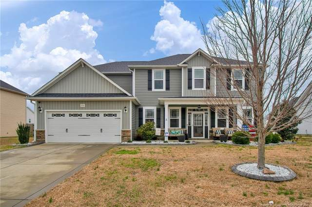 292 Exeter Drive, Raeford, NC 28376 (MLS #625629) :: Weichert Realtors, On-Site Associates