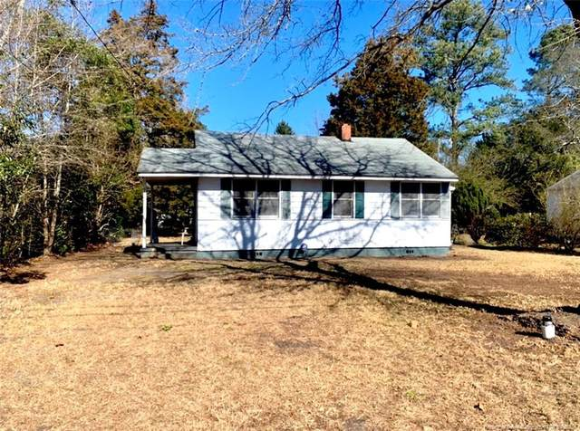 513 John Roper Avenue, Raeford, NC 28376 (MLS #625673) :: Weichert Realtors, On-Site Associates