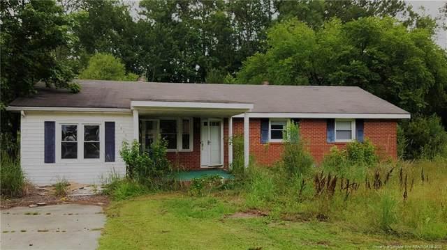1844 Deep Branch Road, Lumberton, NC 28360 (MLS #625744) :: Weichert Realtors, On-Site Associates