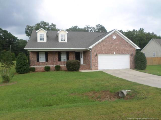 145 Chestnut Drive, Raeford, NC 28376 (MLS #626817) :: Weichert Realtors, On-Site Associates