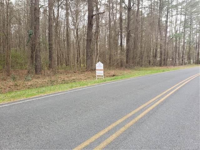 Underwood Road, Eastover, NC 28312 (MLS #626832) :: Weichert Realtors, On-Site Associates