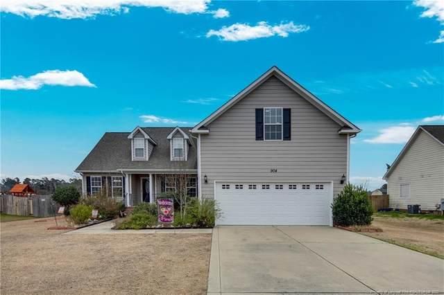 904 Hidden Oasis Drive, Fayetteville, NC 28312 (MLS #626859) :: Weichert Realtors, On-Site Associates