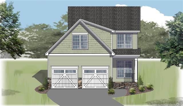24 Spruce Hollow Circle, Spring Lake, NC 28390 (MLS #626886) :: Weichert Realtors, On-Site Associates