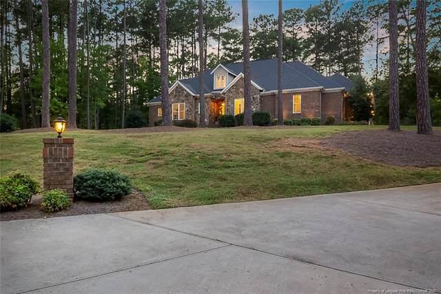 113 Lynnbrook Drive, Sanford, NC 27330 (MLS #626894) :: Weichert Realtors, On-Site Associates