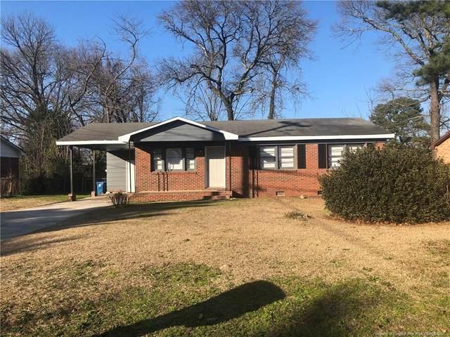 1018 Wayside Road, Fayetteville, NC 28314 (MLS #626905) :: Weichert Realtors, On-Site Associates