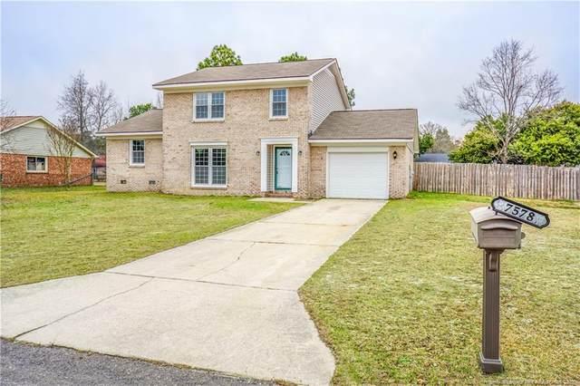 7578 Shumont Drive, Fayetteville, NC 28314 (MLS #626986) :: Weichert Realtors, On-Site Associates