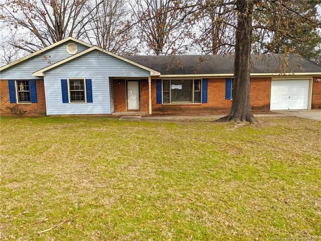 1013 Oakstone Drive, Fayetteville, NC 28314 (MLS #627009) :: Weichert Realtors, On-Site Associates