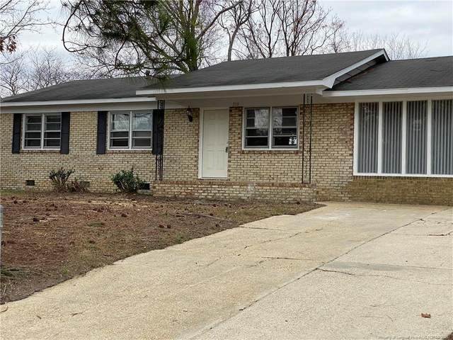 318 Bandera Drive, Fayetteville, NC 28303 (MLS #627072) :: Weichert Realtors, On-Site Associates